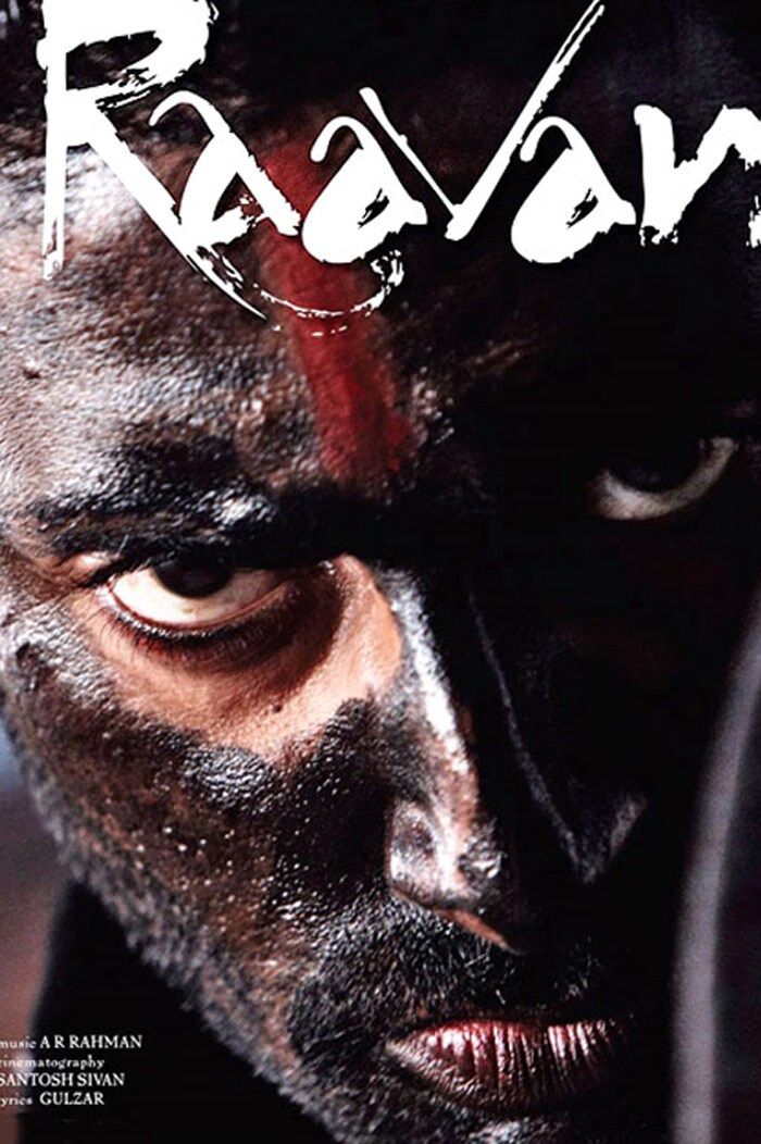 Unveiled: Raavan's first look