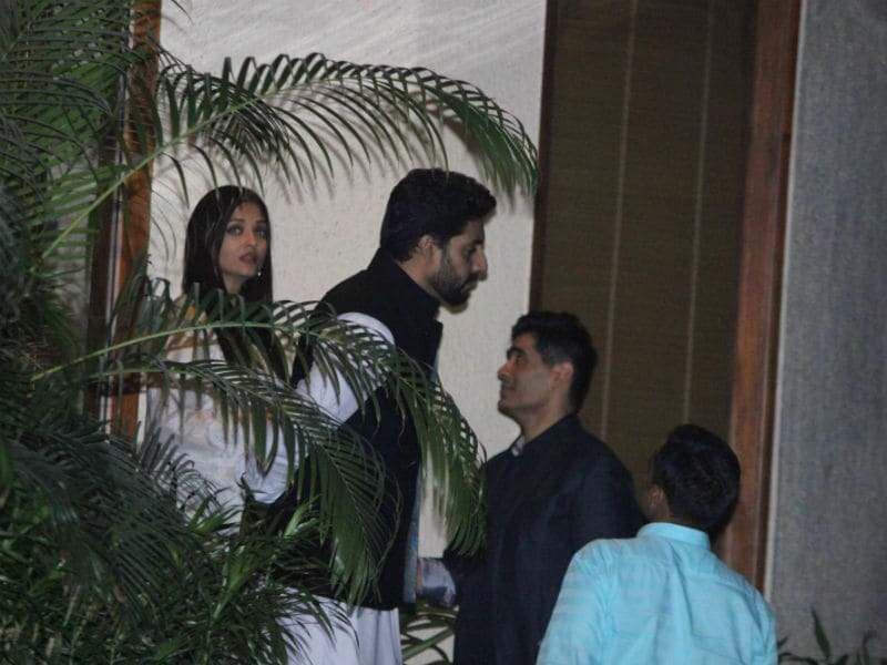 Inside Aishwarya Rai Bachchan's Birthday Celebrations
