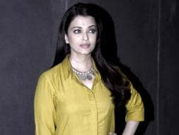 Photo : Aishwarya's Ethnic Look Will Make Your Day