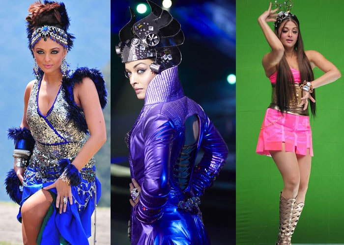 mainimage Aishwaryas different looks in Endhiran   The Robot bollywood gallery