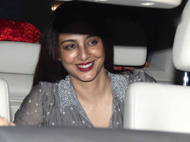 Tabu, Genelia Watch Baaghi With Tiger and Jackie Shroff