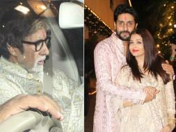 Photo : A Very Bollywood Diwali With The Bachchans