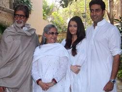 Photo : Bachchan family album