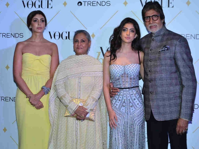 Style Check: Navya Naveli And The Bachchans