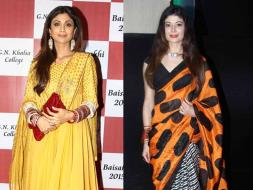 Photo : Baisakhi Blast with Shilpa Shetty, Pooja Batra