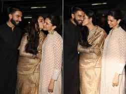 Photo : Rekha, Sridevi, Madhuri's Mastani Kissa  with Deepika, Ranveer