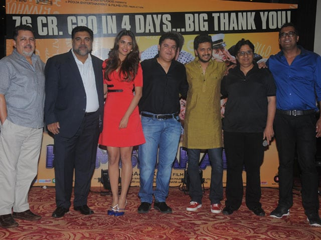 Happy Humshakals: Forget the Reviews, It's Time to Party