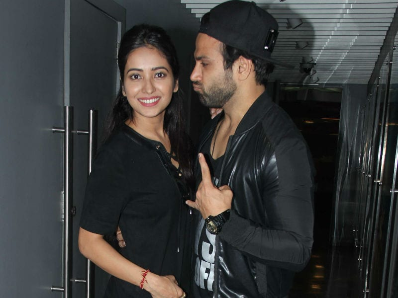 Rithivik-Asha, Ravi-Sargun's Movie Date With Beauty And The Beast