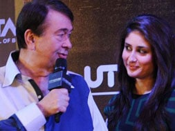 Photo : Kareena's day out with dad Randhir