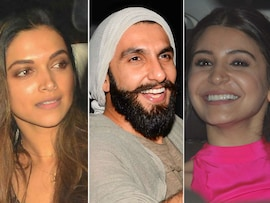Ranveer Singh Watches <i>Befikre</i> With Deepika And Anushka