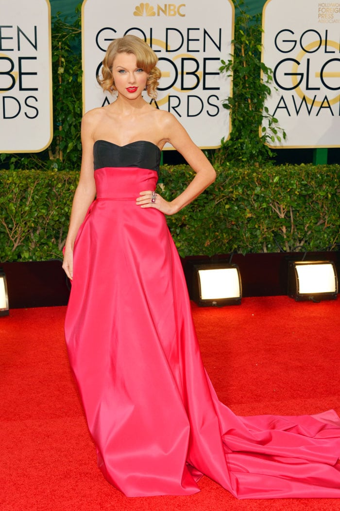 Golden Globes Fashion 10 Best Dressed Stars
