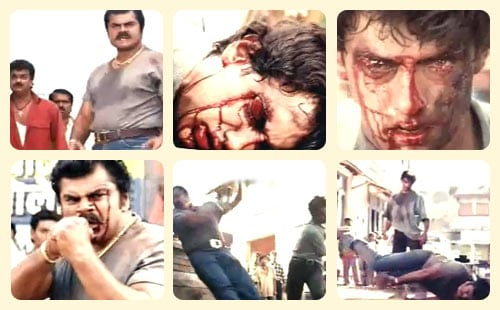 Bollywood's most memorable action scenes