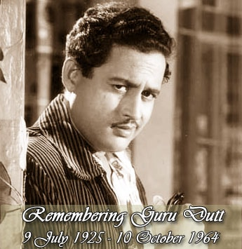The best songs of Guru Dutt