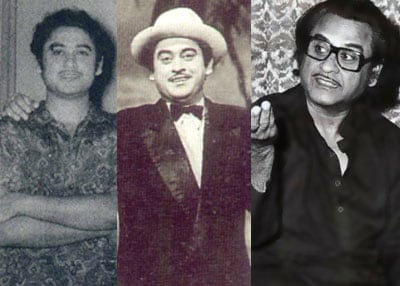 Music maverick Kishore Kumar