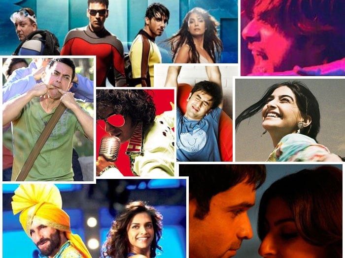 Top Bollywood songs of 2009