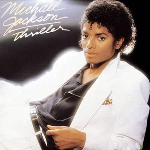 Thriller voted Best Album