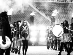 Photo : Insta-Gorgeous: Beyonce Posts Stunning Pictures From the Super Bowl