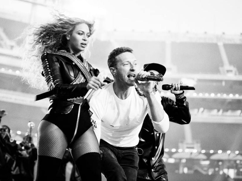 How Beyonce, Chris Martin Took the Stage by Storm at the Super Bowl