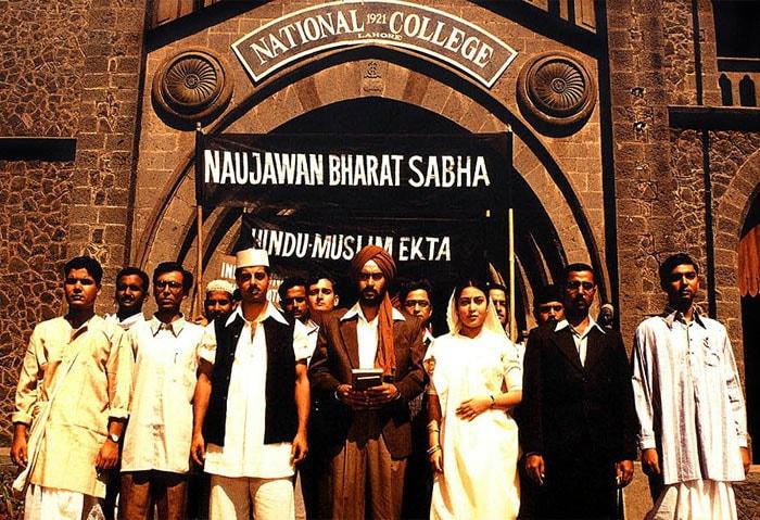 bhagat singh and bollywood