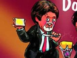 Photo : Amul rolls out fine spread for Big B