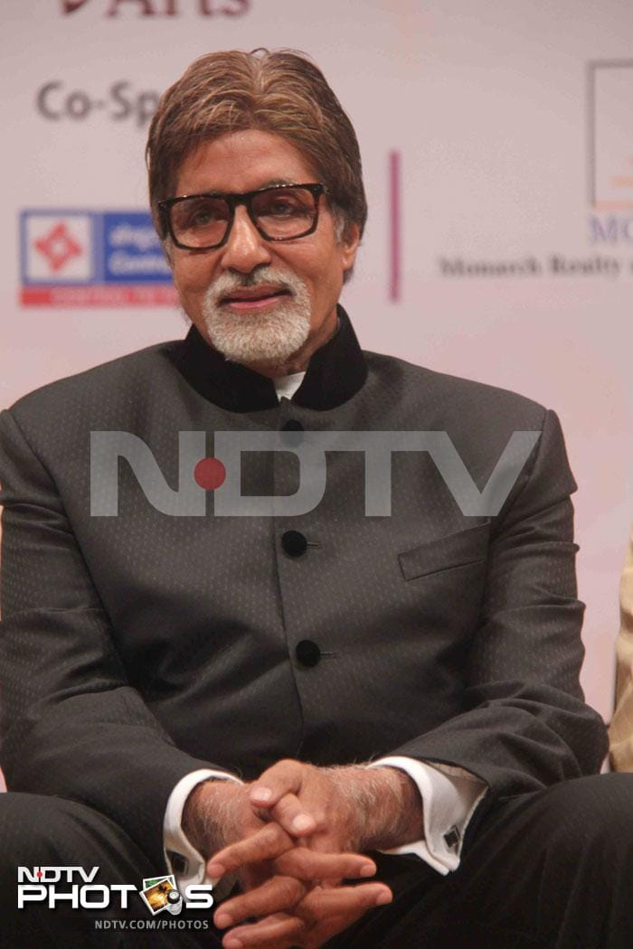 For Big B with love, from Bollywood