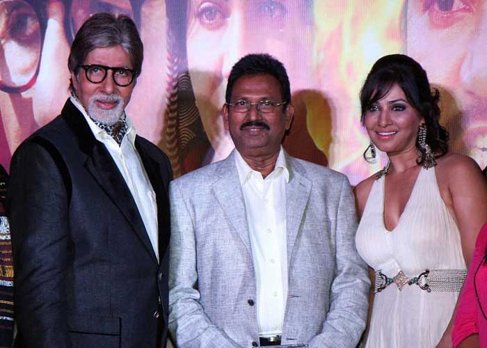Amitabh Bachchan brushes up his Bhojpuri