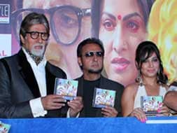 Photo : Amitabh Bachchan brushes up his Bhojpuri