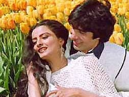 Photo : Reliving Big B-Rekha's screen chemistry