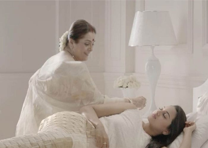 Sonakshi & mom: Fem-mes shoot