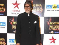 Photo : A Starry Awards Night: Big B, Salman, Deepika