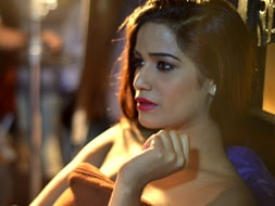 Photo : Poonam Pandey's first film shoot