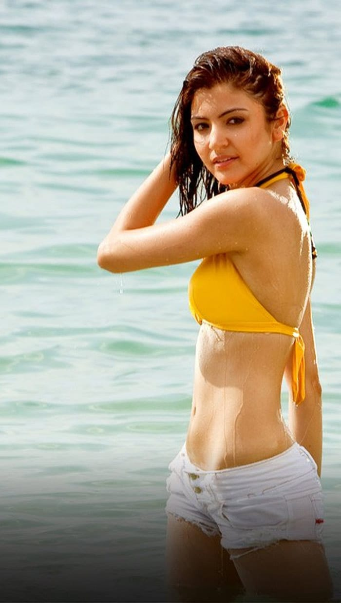 Anushka to don a bikini