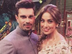 Photo : Spotted: Bipasha, Karan on The Kapil Sharma Show