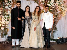Abhishek, Aishwarya, SRK, Salman Attend Bipasha-Karan's Wedding