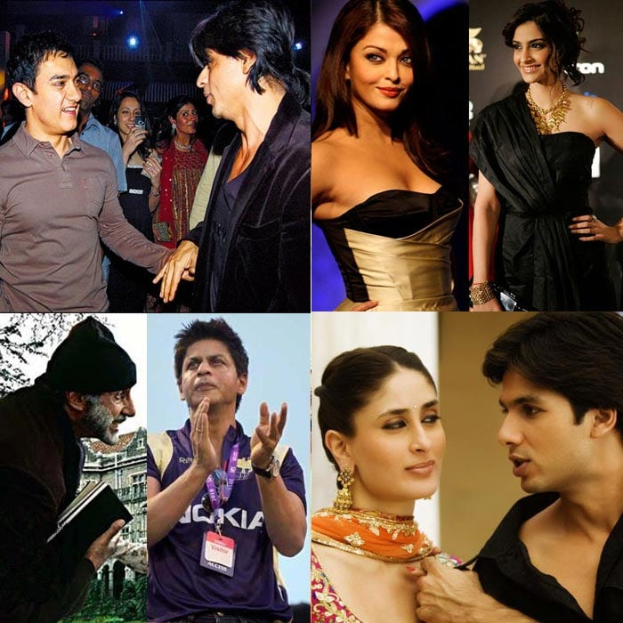 Bollywood actors in controversy