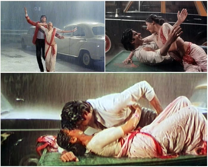 11 Sizzling Bollywood rain songs bollywood gallery 