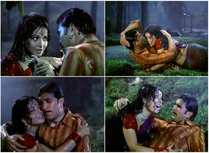 14 Sizzling Bollywood rain songs bollywood gallery 