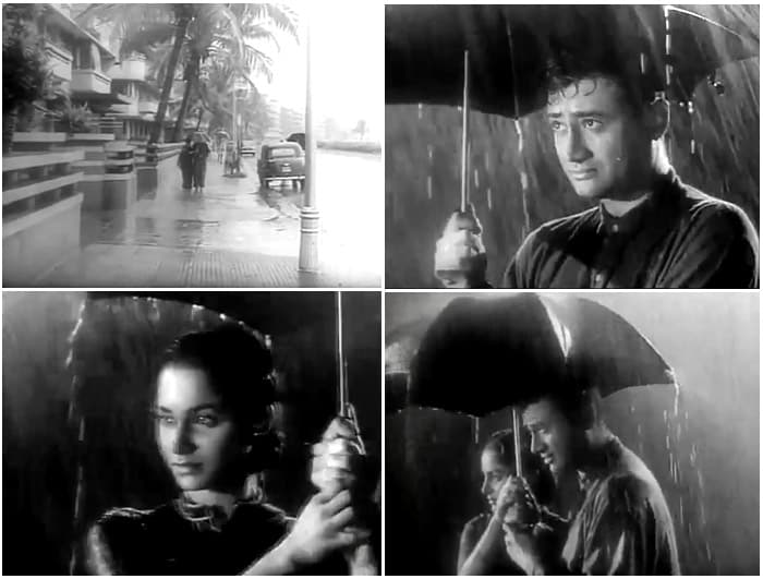 2 Sizzling Bollywood rain songs