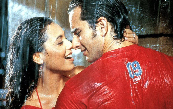 3 Sizzling Bollywood rain songs bollywood gallery