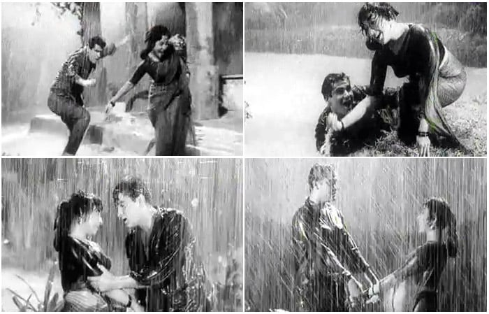 5 Sizzling Bollywood rain songs