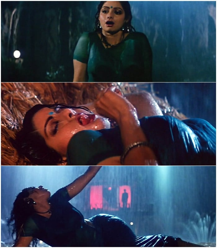 7 Sizzling Bollywood rain songs