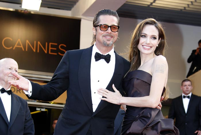 Cannes 2011: Brangelina On The Red Carpet