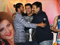 Photo : It's Time For Some Masti With Riteish, Vivek And Aftab