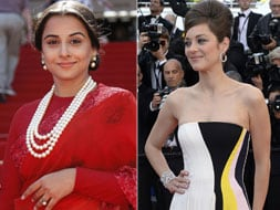 Photo : Cannes Day 6: Vidya disappoints, Marion stuns