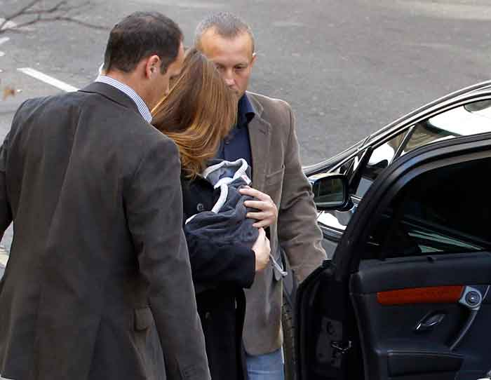 First pics: France's 'First Baby' Giulia