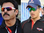 Photo : Telugu Warriors gear up for CCL2