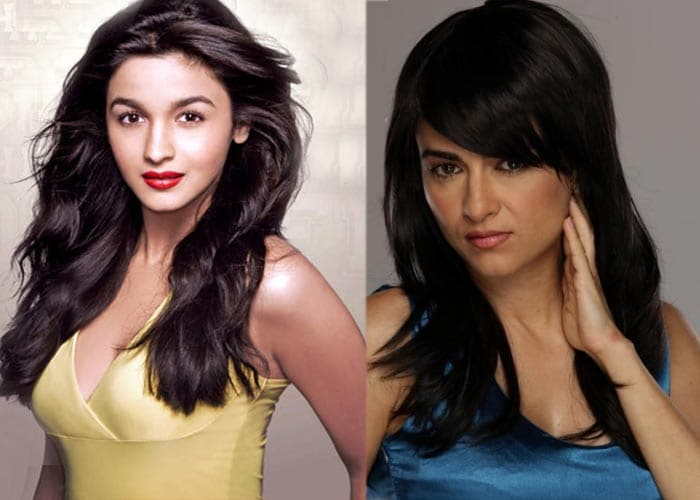 Separated at birth- Alia Bhatt, singer Anaida