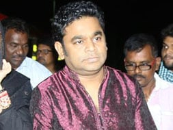 Photo : Rahman shines at Mirchi Music Awards South 2013