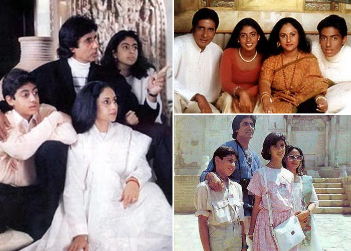 amitabh bachchan family tree - photo #19