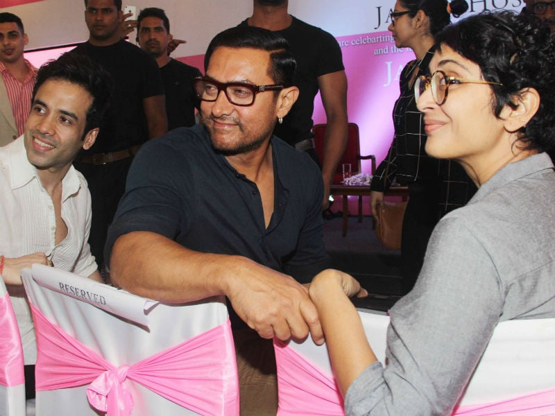 No Kidding With Aamir, Farah, Tusshar